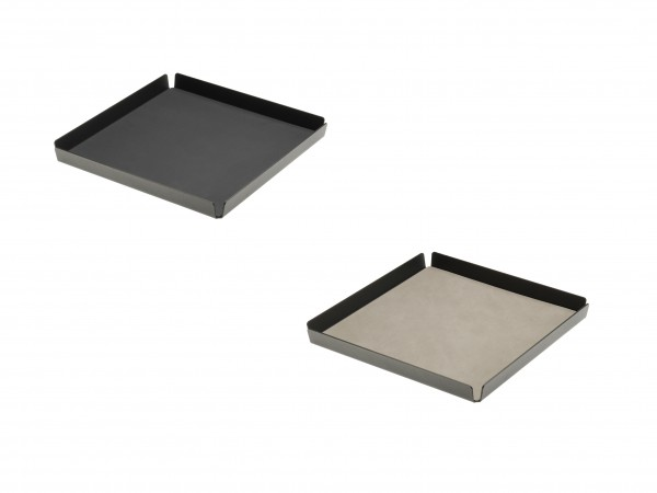 Tray Square S anthracite-anthracite