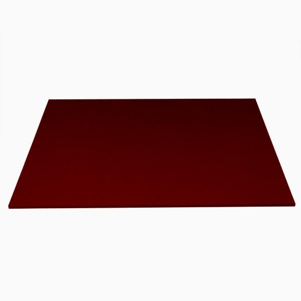 Tischset Wollfilz 45x33cm, Bourdeaux