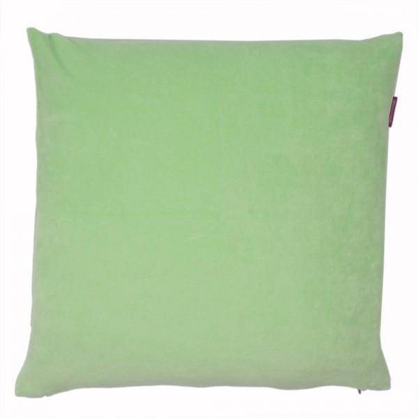 NICKY Kissenhülle 50x50cm, Lemon Green