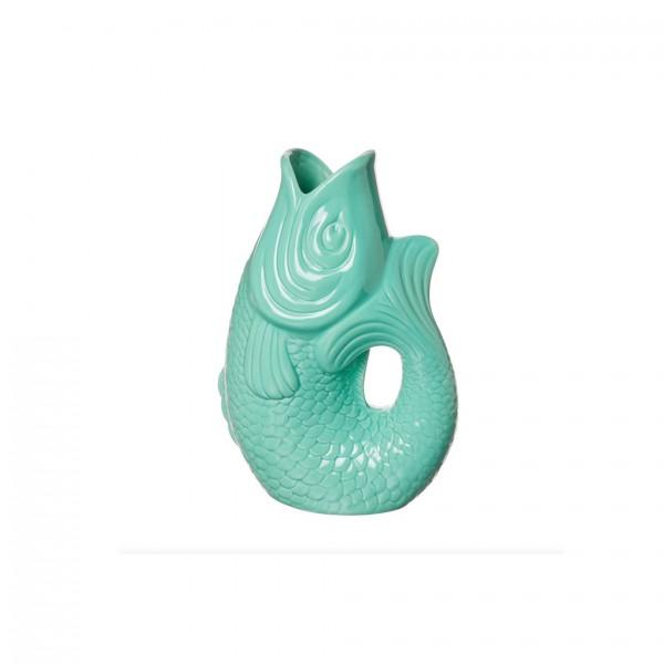Vase Monsieur Carafon XS mint cream 0,2 Liter