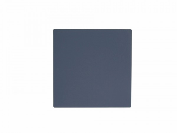 Nupo Glass Mat Square dark blue
