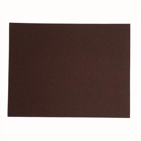 Tischset rechteckig, 45x35cm, Schoko