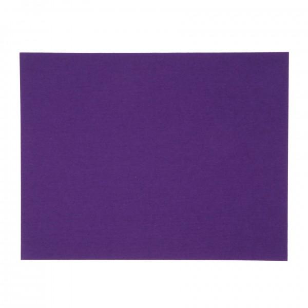 Tischset rechteckig, 45x35cm, Violett