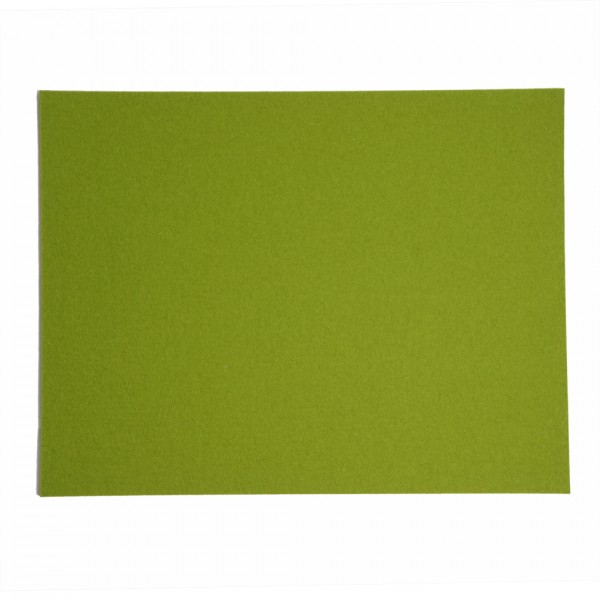 Tischset rechteckig, 45x35cm, Maigrün