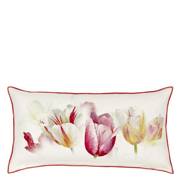 Tulip Garden Azalea Kissen 60x30cm