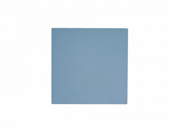 Nupo Glass Mat Square light blue