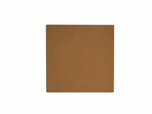 Nupo Glass Mat Square brown