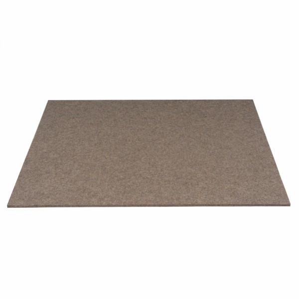 Tischset Wollfilz 45x33cm, Cashmere