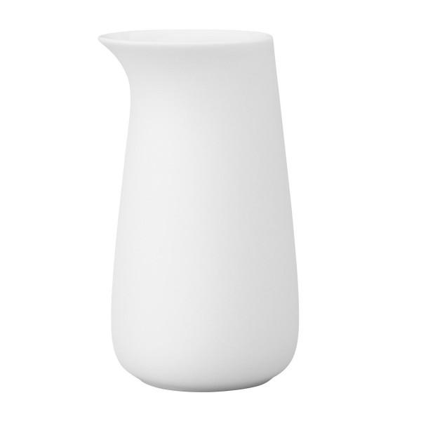 Foster Milchkanne Porzellan 0,5 Liter weiss