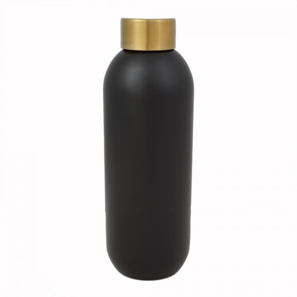 Collar Wasserflasche 0,75 Liter schwarz
