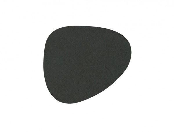 Nupo Glass Mat Curve dark green