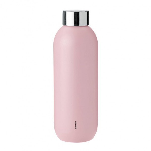Keep Cool Trinkflasche 0,6 l, misty rose