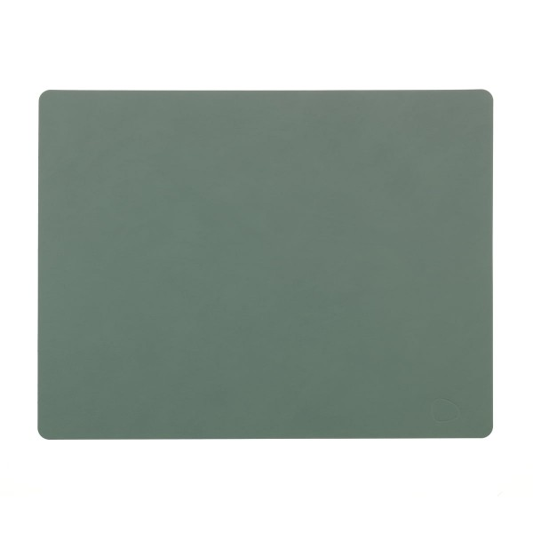 Nupo Table Mat Square L pastel green