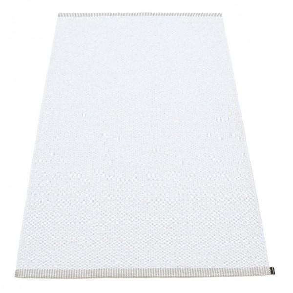 Mono Teppich White 85x160cm