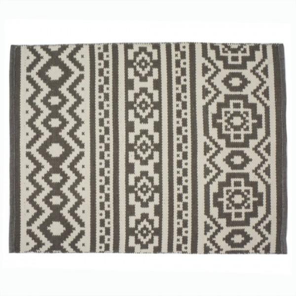 pad CAS In/Outdoor Teppich stone-white, 72x92cm