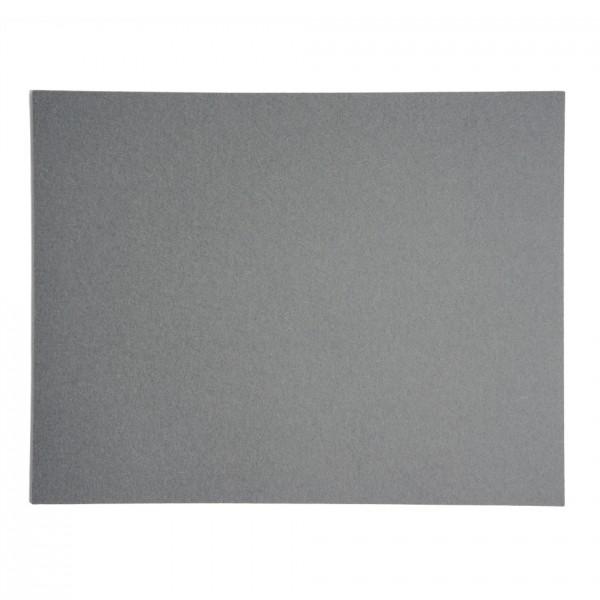 Tischset rechteckig, 45x35cm, Hellgrau