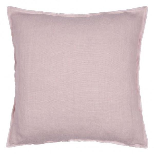 Brera Lino Pale Rose Kissen 45x45cm