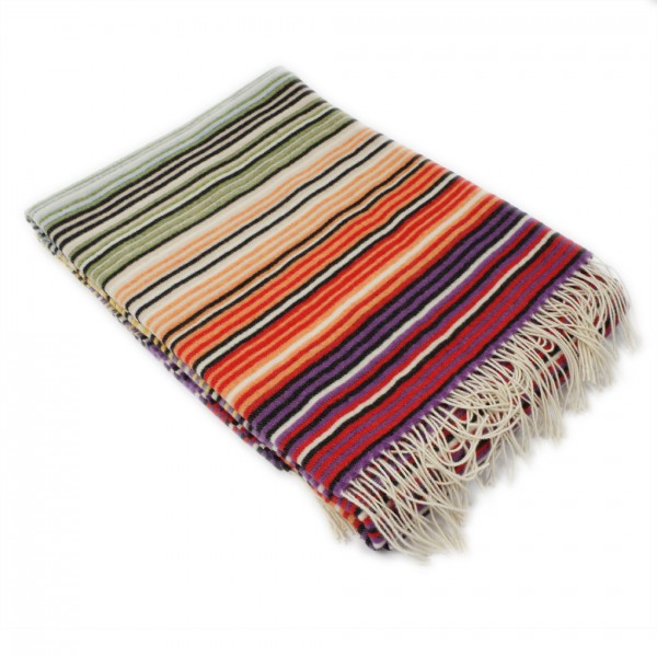 Missoni Home Plaid TAZIO, 130x190cm, Farbe 159