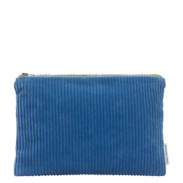 Corda Cobalt Pouch Medium 2x24x17cm