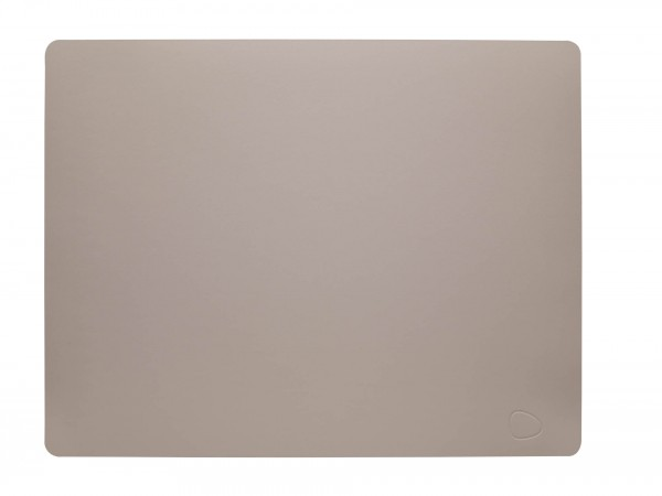 Nupo Table Mat Square L light grey