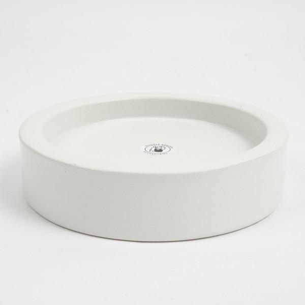 Engels Kerzenhalter FONDO L weiß 13cm
