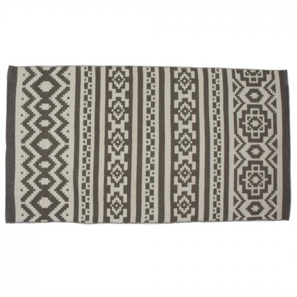 pad CAS In/Outdoor Teppich stone-white, 72x132cm