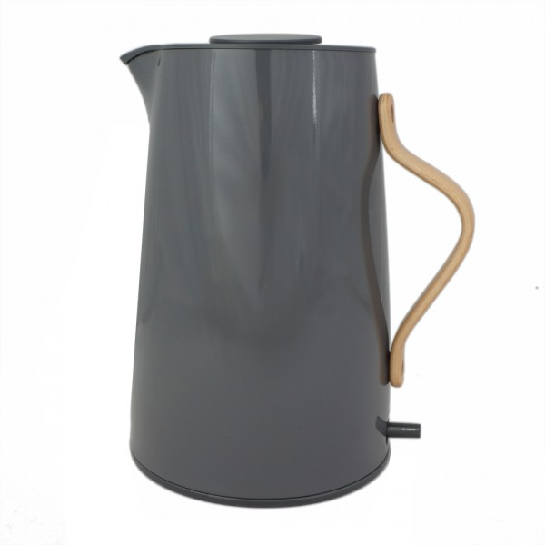Emma Wasserkocher 1,2 Liter, grau