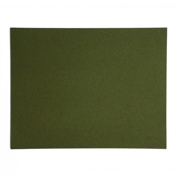 Tischset rechteckig, 45x35cm, Oliv