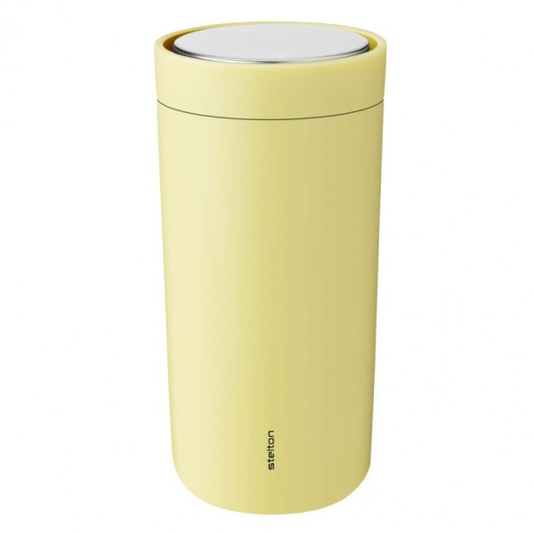 To go click, Thermobecher soft yellow 0,4 Liter