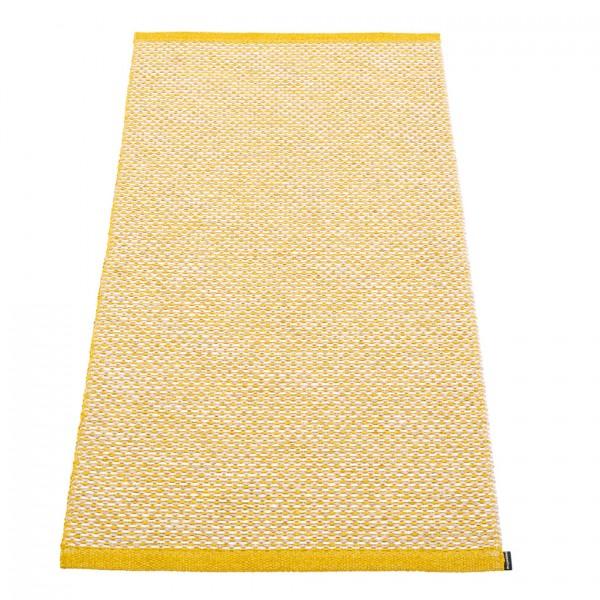 EFFI Teppich Mustard 60x125 cm
