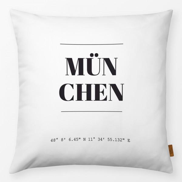 Kissenhülle München 40x40cm