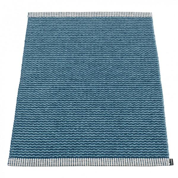 Mono Teppich Ocean Blue 60x85cm