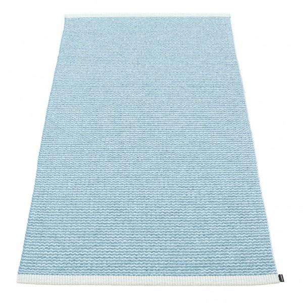 Mono Teppich Ice Blue 85x160cm