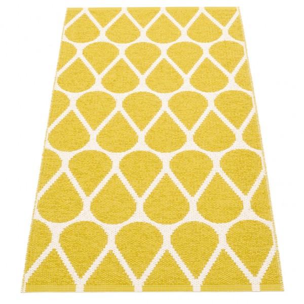Otis Teppich Mustard Vanille 70x140cm