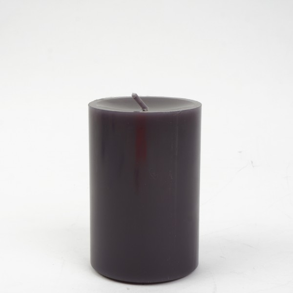 Stumpenkerze Granit Nr 099 12x8cm