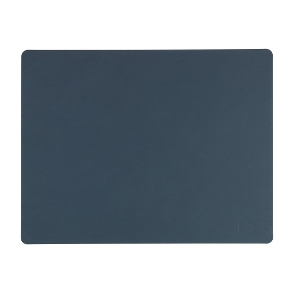 Nupo Table Mat Square L dark blue