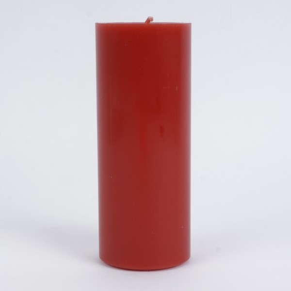 Stumpenkerze Ingwer 20x8cm