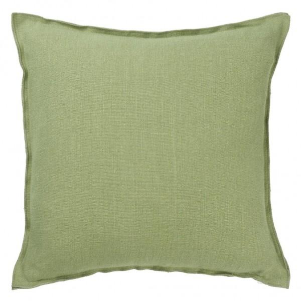 Brera Lino Olive Kissen 45x45cm SALE