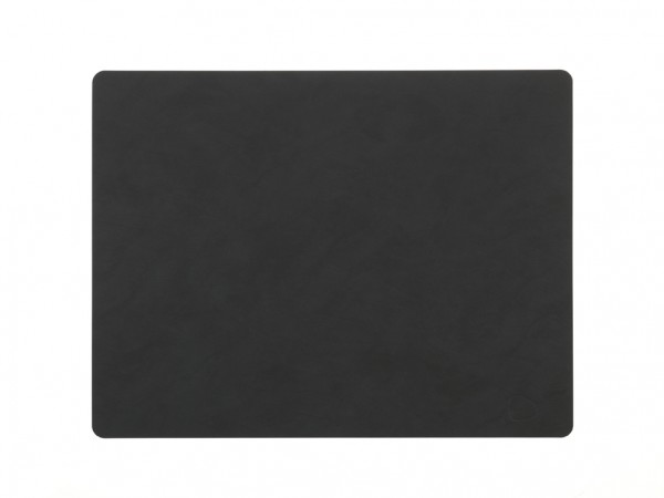 Nupo Table Mat Square L black