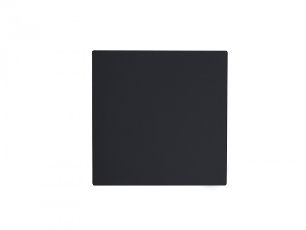 Nupo Glass Mat Square anthracite