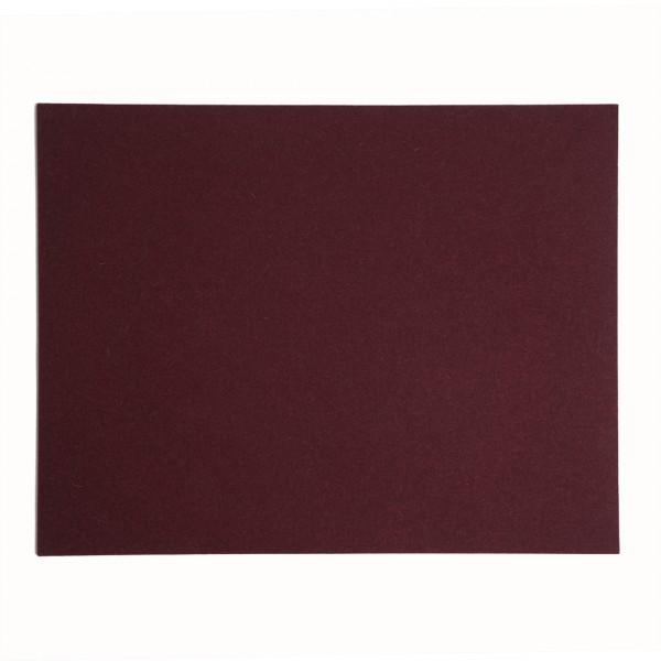 Tischset rechteckig, 45x35cm, Aubergine