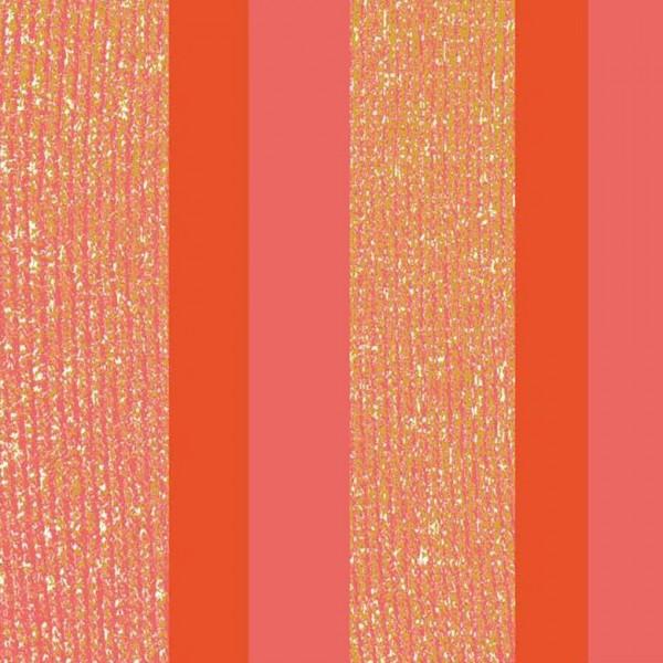Servietten 40x40cm Nirvana orange