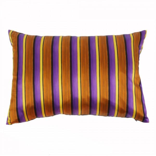 Kissen inkl. Füllung Stripes Brown 35x50cm