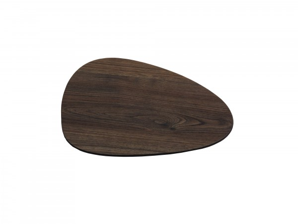 Cut & Serve Curve S walnut