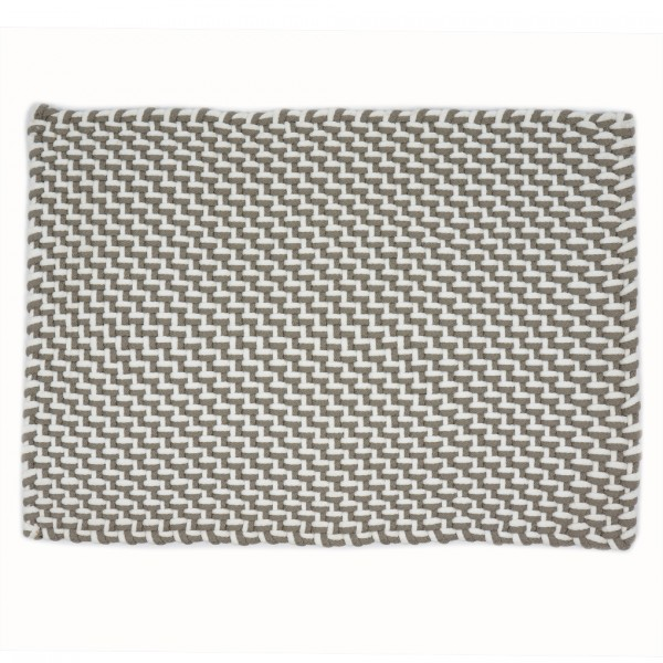 pad POOL In/Outdoor Teppich sand-white, 72x52cm