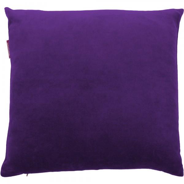 NICKY Kissenhülle 40x40cm, Ultra Violet