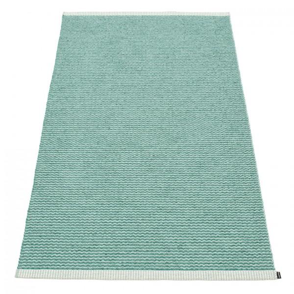 Mono Teppich Turquise Jade 85x160cm
