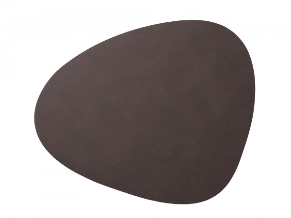 Nupo Table Mat Curve L purple