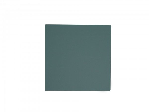 Nupo Glass Mat Square pastel green
