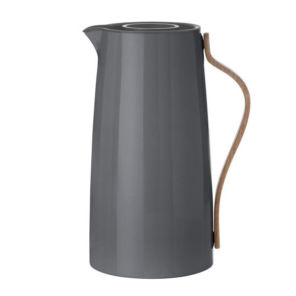 Emma Isolierkanne Kaffee, grau